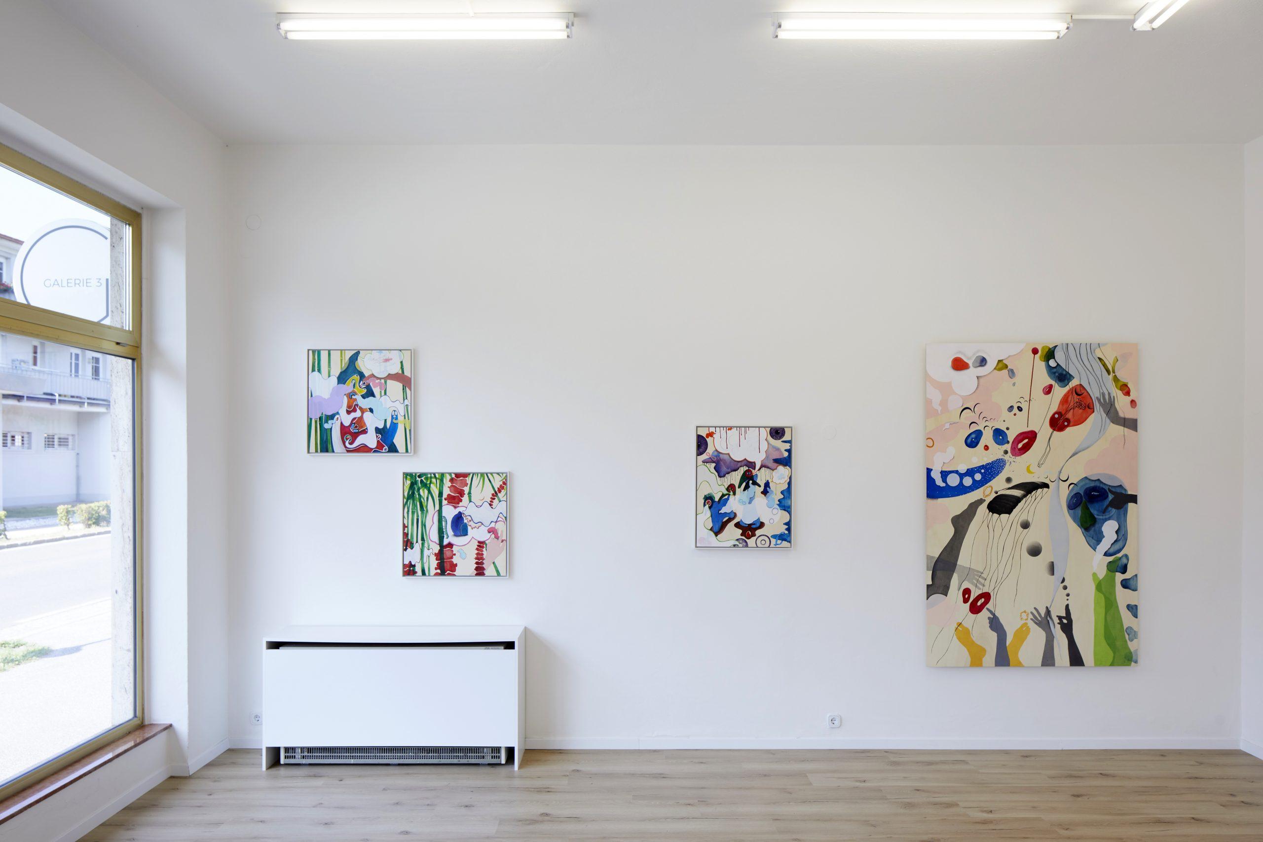 Galerie3/Velden 2021, Foto: copyright Johannes Puch